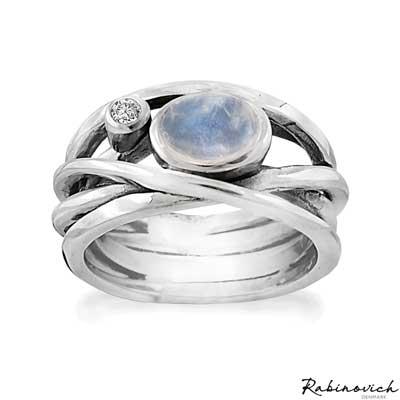 75203021 Rabinovich Ring Curly