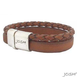 9110 Josh armband cognac