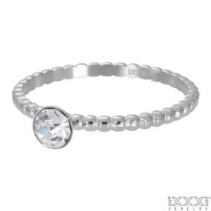 Ball With Crystal Stone 2 mm iXXXi R02818-03