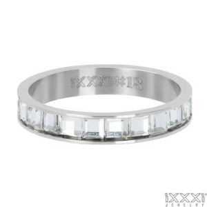 Clear Glass White 4 mm iXXXi R03007-03