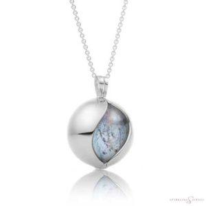 SP01 Sparkling Jewels Zilveren Pendant