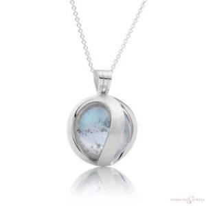 SP13 Sparkling Jewels Zilveren Pendant