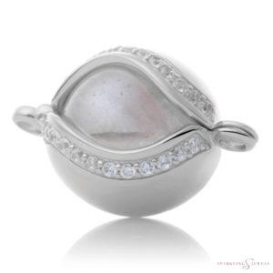 SPBR02 Sparkling Jewels Zilveren Pendant