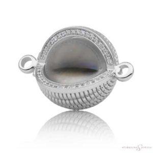 SPBR09 Sparkling Jewels Zilveren Pendant