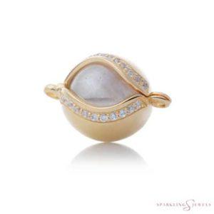 SPGBR02 Sparkling Jewels Geelgouden Pendant