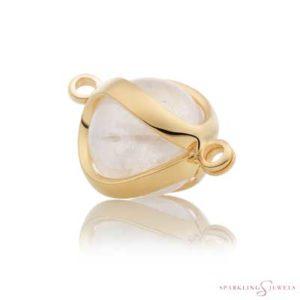 SPGBR03 Sparkling Jewels Geelgouden Pendant