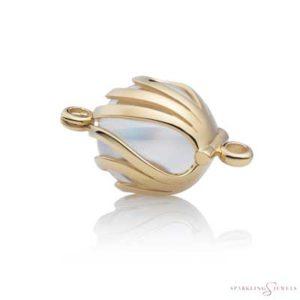 SPGBR07 Sparkling Jewels Geelgouden Pendant