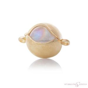 SPGBR11 Sparkling Jewels Geelgouden Pendant