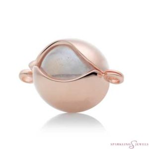 SPRGBR01 Sparkling Jewels Roségouden Pendant