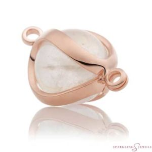 SPRGBR03 Sparkling Jewels Roségouden Pendant