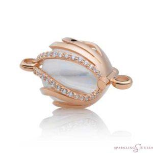 SPRGBR08 Sparkling Jewels Roségouden Pendant