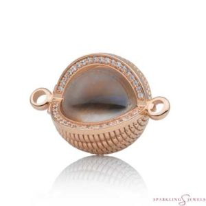 SPRGBR09 Sparkling Jewels Roségouden Pendant