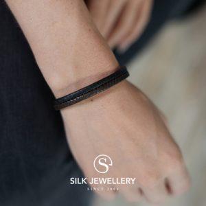 157BBR Silk armband