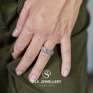 160 Silk ring
