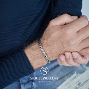 165 Silk armband