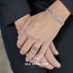 238 Silk ring