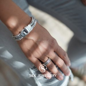 239 Silk ring