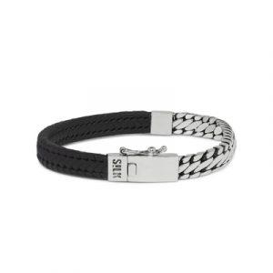 277BLK Silk armband