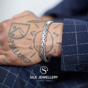 317 Silk armband