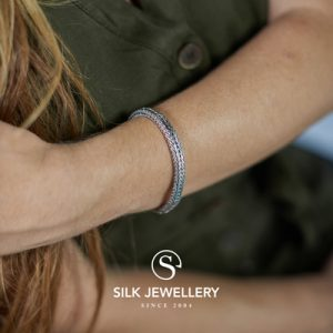 322 Silk armband