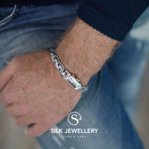 323 Silk armband