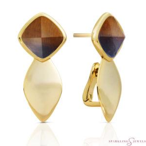 EAG05-G09 Sparkling Jewels Oorbellen