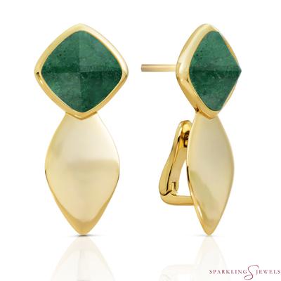 EAG05-G16 Sparkling Jewels Oorbellen