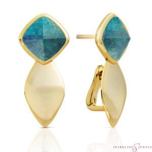 EAG05-G18 Sparkling Jewels Oorbellen