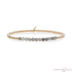 SBG-GEM18-3MM-LINE Sparkling Jewels Armband