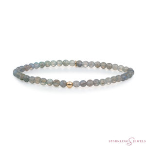 SBG-GEM18-ADD-4MM Sparkling Jewels Armband
