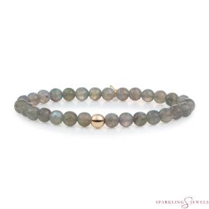 SBG-GEM18-ADD-6MM Sparkling Jewels Armband