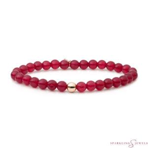 SBG-GEM39-ADD-6MM Sparkling Jewels Armband