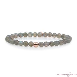 SBRG-GEM18-ADD-6MM Sparkling Jewels Armband