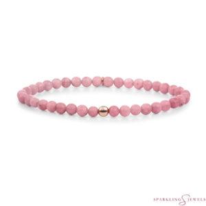 SBRG-GEM24-ADD-4MM Sparkling Jewels Armband