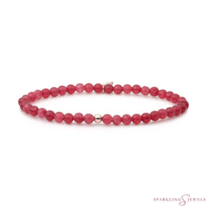 SBRG-GEM39-ADD-4MM Sparkling Jewels Armband