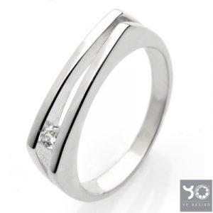 T0169 Spy Yo Design Ring