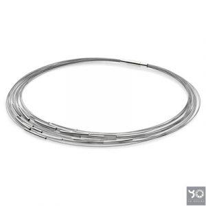 T0249 Infinity Yo Design Collier
