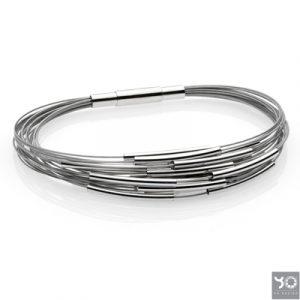 T0250 Infinity Yo Design Armband