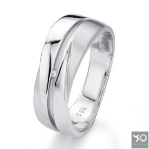 T0605 Jump Yo Design Ring