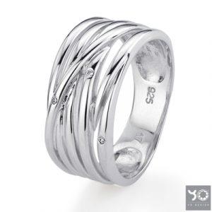 T0643 Infinity Yo Design Ring