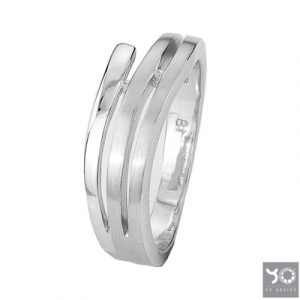 T0699 Blondie Yo Design Ring