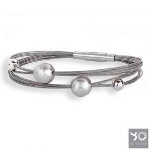 T0795 Frost Yo Design Armband