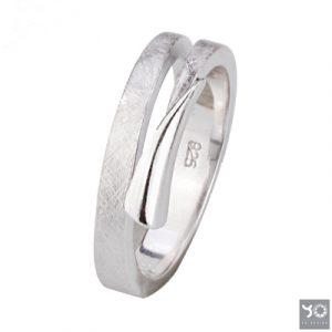 T0896 Just Yo Design Ring