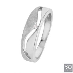 T0904 Frost Yo Design Ring