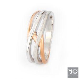 T0905 Memo Yo Design Ring