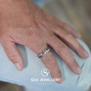 353 Silk ring