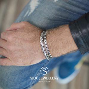 359 Silk armband