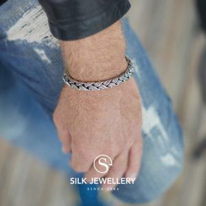 363 Silk armband