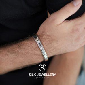 420 Silk armband