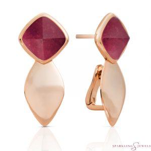 EAR05-G39 Sparkling Jewels oorbellen